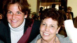 Marisa Sánchez Vicario junto a su hija Arantxa en el año 2002/Gtres