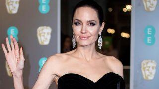 Angelina Jolie en los BAFTA 2018 / Gtres