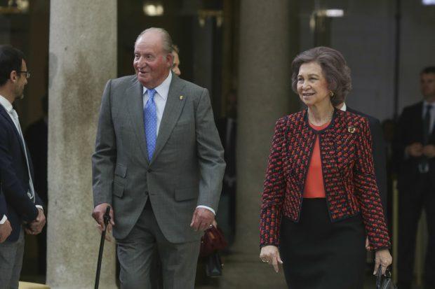Cita para dos: Don Juan Carlos invita a doña Sofía a su ruta gastronómica