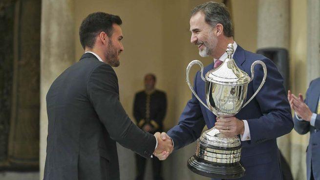 Saúl Craviotto, de 'MasterChef' a Premio Rey Felipe al deportista del año
