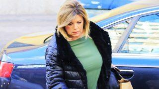GALERÍA: Así ha sido la llegada de Terelu al hospital tras abandonar Sálvame / Gtres