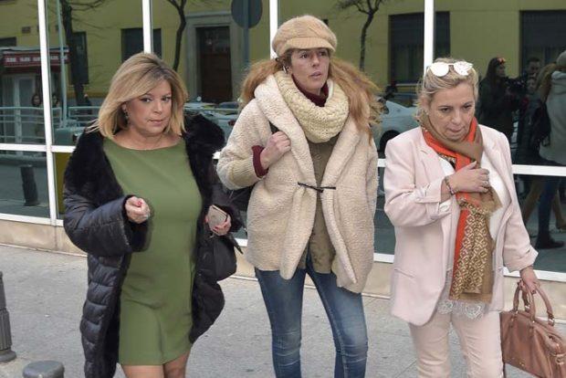 María Teresa Campos ingresada