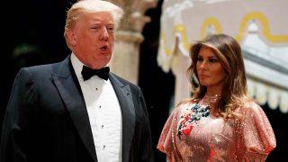 Donald y Melania Trump en una imagen de archivo / Gtres