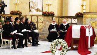 GALERÍA: Las imágenes del funeral de Henrik de Dinamarca/ Gtres