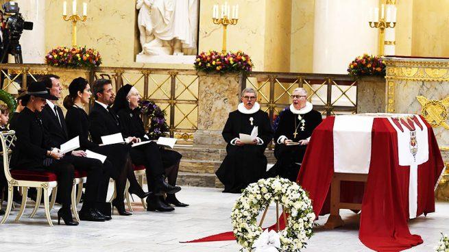 Solemnidad en Dinamarca para despedir al Príncipe Henrik