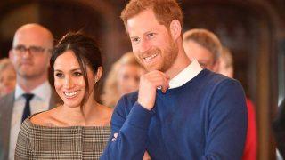 Meghan Markle y el príncipe Harry. / Gtres