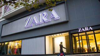 Escaparate de Zara / Gtres