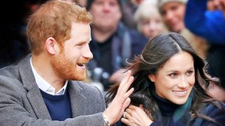 El príncipe Harry y Meghan Markle / Gtres