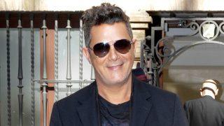 Alejandro Sanz ha probado suerte en el mundo de la moda / Gtres