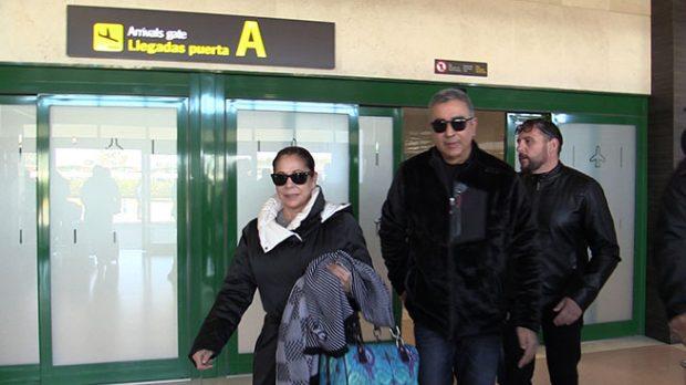 Isabel Pantoja y Agustin Pantoja