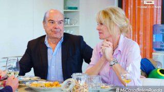 Belén Rueda y Antonio Resines aclaran cómo fue su romance en 'Los Serrano'/ Mediaset