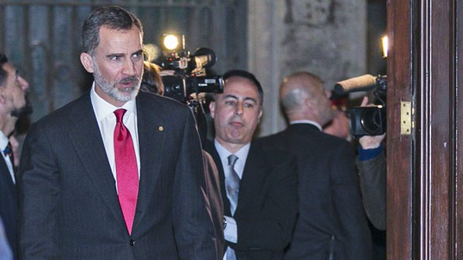 El rey Felipe en Cataluña / Gtres