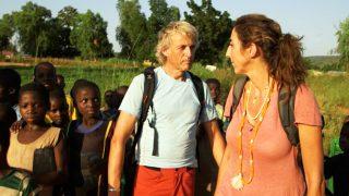 Paz Padilla ha visitado Benín de la mano de Jesús Calleja / Gtres