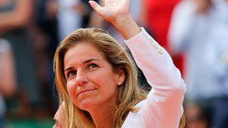 Arantxa Sánchez Vicario en una imagen de 2013 / Gtres