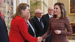 La reina Letizia / Casa Real