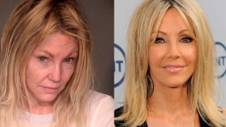 Heather Locklear, acosada por el escándalo / Gtres
