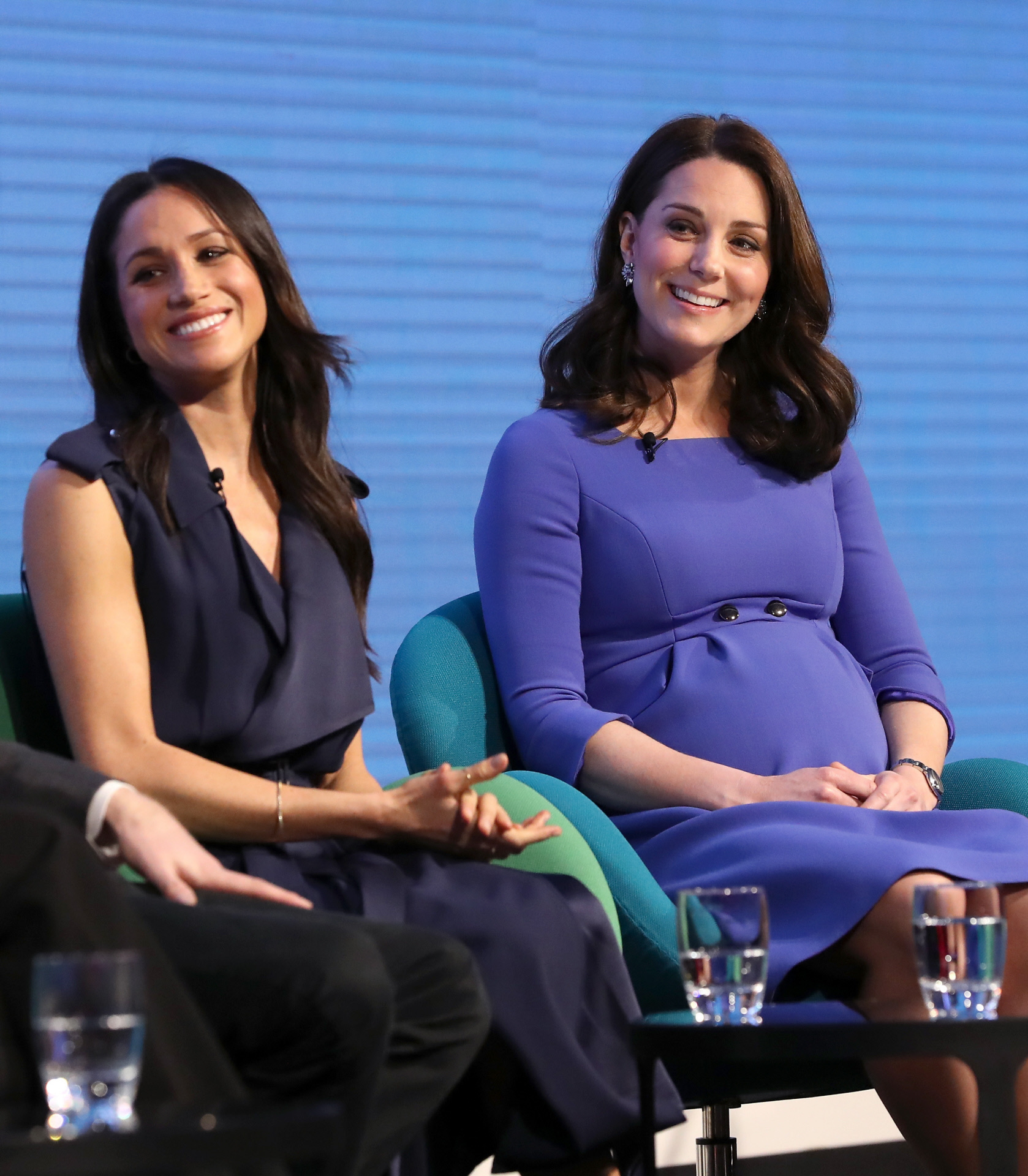 Meghan Markle y Kate Middleton / Gtres
