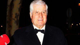 Carlos Fitz James Stuart dio una exclusiva comida en el Palacio de Liria/ Gtres
