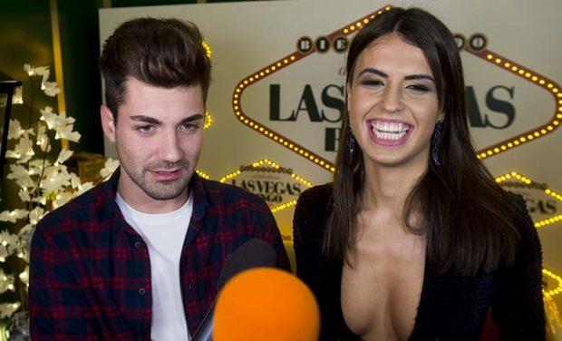 Alejandro Albalá y Sofía Suescun