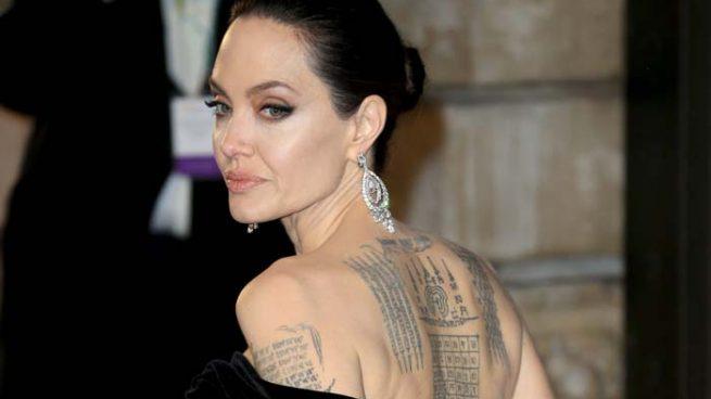 Angelina Jolie ADN