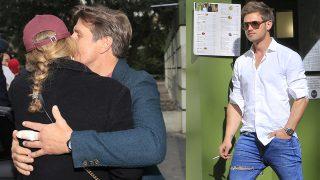 GALERÍA: Alba Díaz acude a la comida familiar con su padre y su tío Julio / Gtres