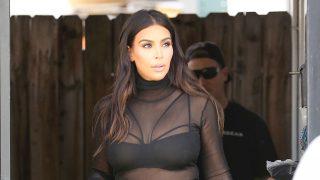 GALERÍA: Estos son los imprescindibles de lencería de Kim Kardashian en su 'street style' / Gtres