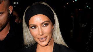 Kim Kardashian en una 'beauty-adicta' / Gtres