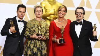 GALERÍA: Los ganadores de los premios más importantes de los Oscar./ Gtres