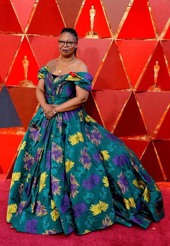 Peor vestidas de la alfombra roja de los Premios Oscar 2018