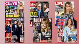GALERÍA: Todas las portadas de las revistas del miércoles./ Gtres