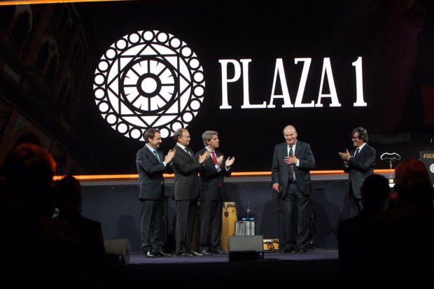 El rey don Juan Carlos en la entrega del Premio Embajador Universal de la Tauromaquia / Casa Real