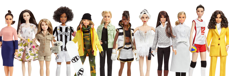 Barbie - Sheroes