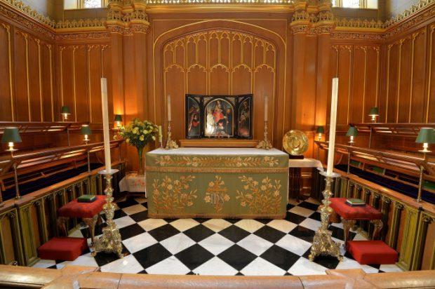 En secreto y con grandes ausencias: Así ha sido el bautizo de Meghan Markle