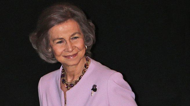 La reina Sofía / Gtres