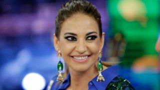 Mariló Montero durante su entrevista en 'El Hormiguero' / Gtres