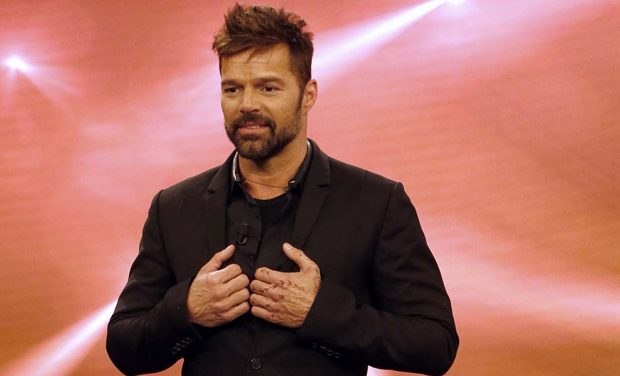 Ricky Martin cuenta la curiosa manera en la que conoció a su marido