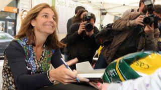 Arantxa Sánchez Vicario en una imagen de 2012 / Gtres