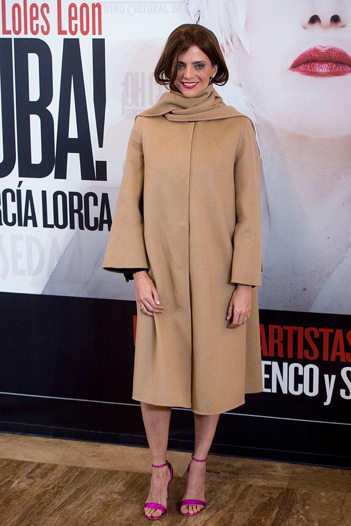 Macarena Gómez en el estreno de Oh Cuba / Gtres
