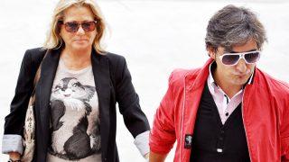 Maite Zaldívar y Fernando Marcos en una imagen de archivo /Gtres
