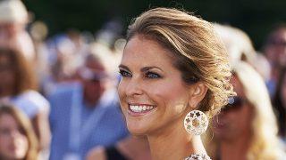 La Princesa Magdalena de Suecia ha sido madre esta madrugada./ Gtres