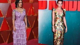 GALERÍA: De Salma Hayek a Alicia Vikander, ellas son las mejor y peor vestidas de la semana