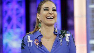 Mariló Montero durante su última entrevista de 'El Hormiguero' /Gtres