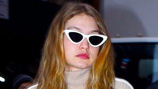 Gigi Hadid, a la última en tendencias / Gtres