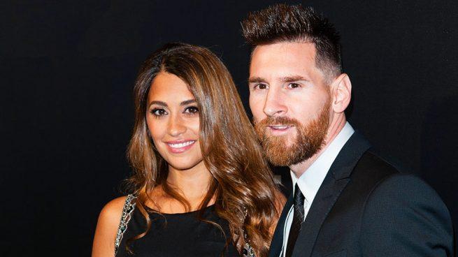Messi y Antonella acaban de ser padres de Ciro / Gtres