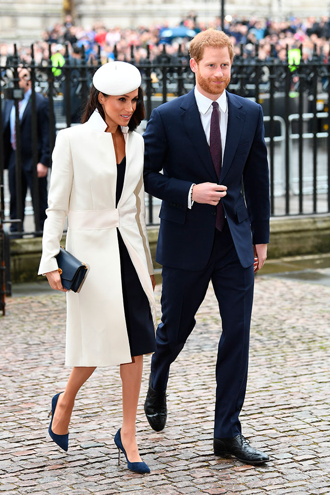 meghan harry westminster