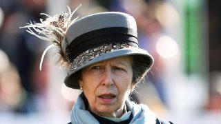 La princesa Ana de Inglaterra / Gtres