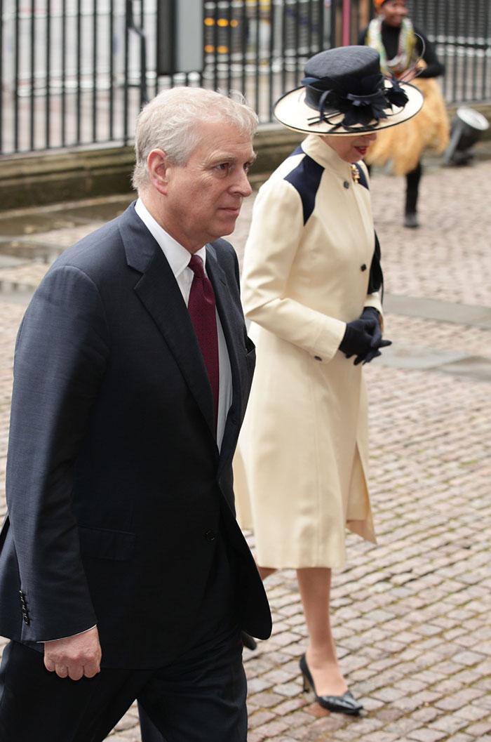 Princesa Ana de Inglaterra en el Día de la Commonwealth 2018 / Gtres