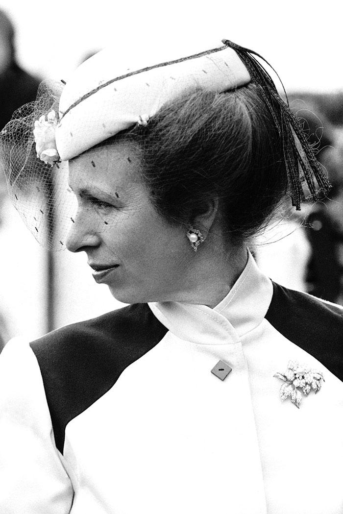 Princesa Ana de Inglaterra en Ascot 1985 / Gtres