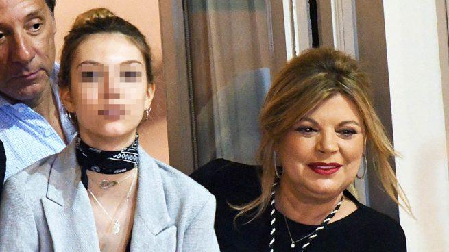 Alejandra Rubio, la hija de Terelu, protagoniza su primer posado