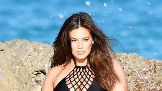 GALERÍA: Así ha sido el 'shooting' protagonizado por Ashley Graham en las playas de Miami. / Gtres